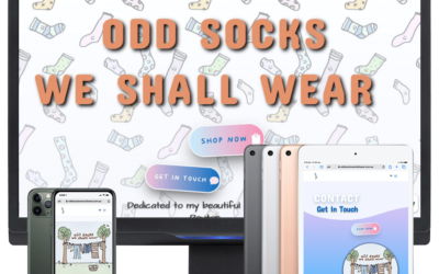 Odd Sock We Shall Wear
