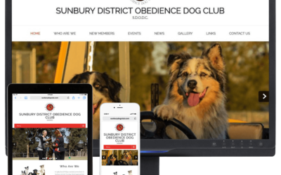 Sunbury & District Obedience Dog Club (S.D.O.D.C.)