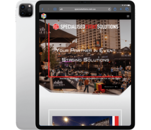 Specialised Event Solutions